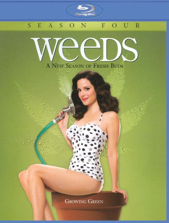 Weeds: Season Four [2 Discs] [Blu-ray] 9281751
