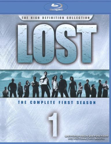 Lost: The Complete First Season [7 Discs] [Blu-ray] 9288433