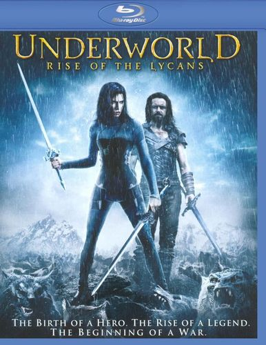 Underworld: Rise of the Lycans [Blu-ray] [2009] 9288442
