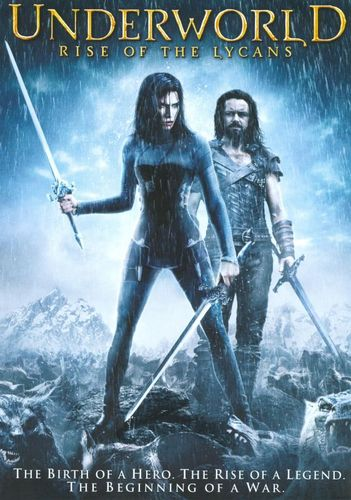Underworld: Rise of the Lycans [DVD] [2009] 9288585