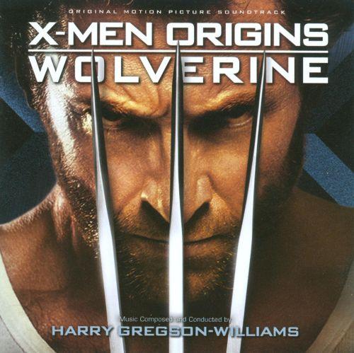X-Men Origins: Wolverine [Original Motion Picture Soundtrack] [CD] 9295504
