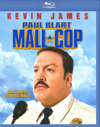 Paul Blart: Mall Cop [Blu-ray] [2009] 9305085