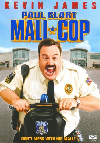 Paul Blart: Mall Cop [DVD] [2009] 9305094