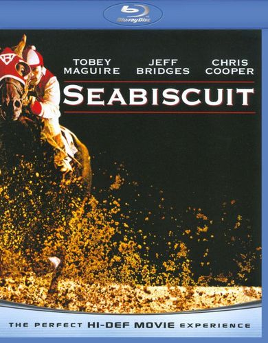 Seabiscuit [WS] [Blu-ray] [2003] 9308279