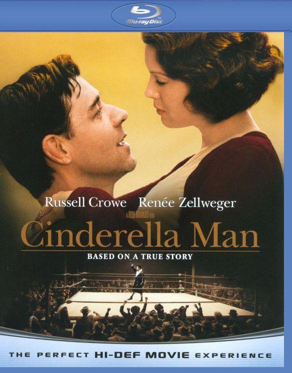 Cinderella Man [WS] [Blu-ray] [2005] 9308297