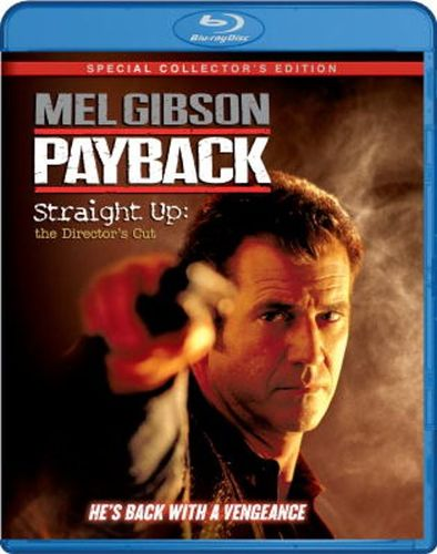 Payback: Straight Up - The Director's Cut [With Movie Cash] [Blu-ray] [2006] 9308518