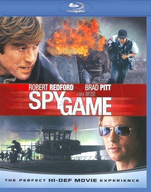 Spy Game [Blu-ray] [2001] 9311434