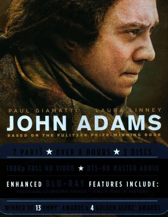 John Adams [3 Discs] [Blu-ray] [2008] 9311498