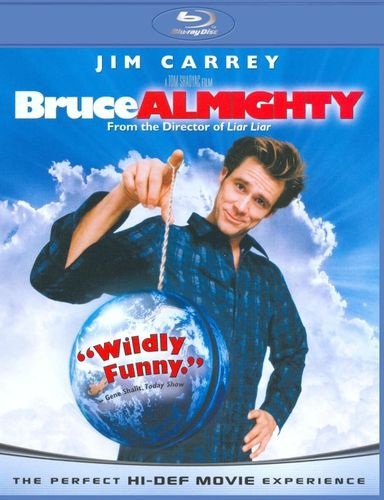 Bruce Almighty [WS] [Blu-ray] [2003] 9311513