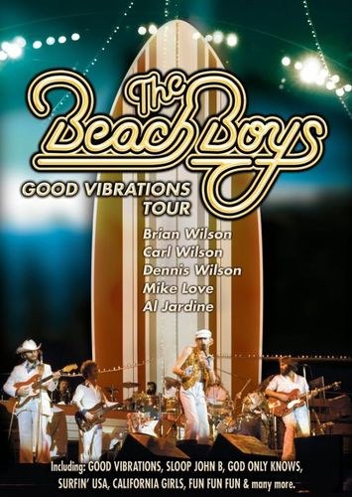 Good Vibrations Tour [Video] [DVD] 9312252