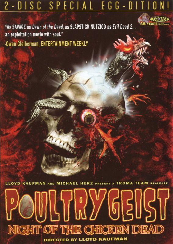 Poultrygeist: Night of the Chicken Dead [DVD] [2007] 9312479