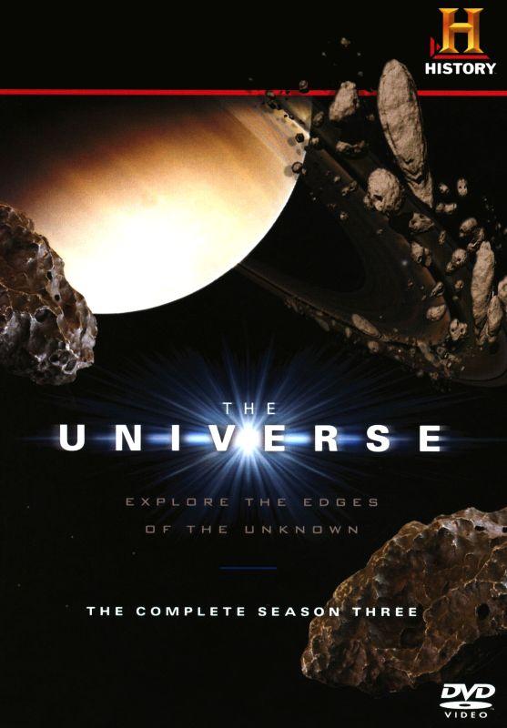 The Universe: The Complete Season Three [4 Discs] [DVD] 9312503