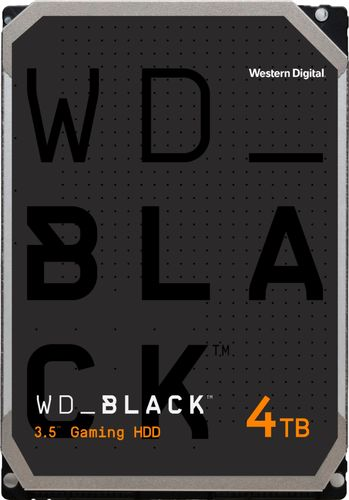 WD Black 4TB Desktop Internal HDD