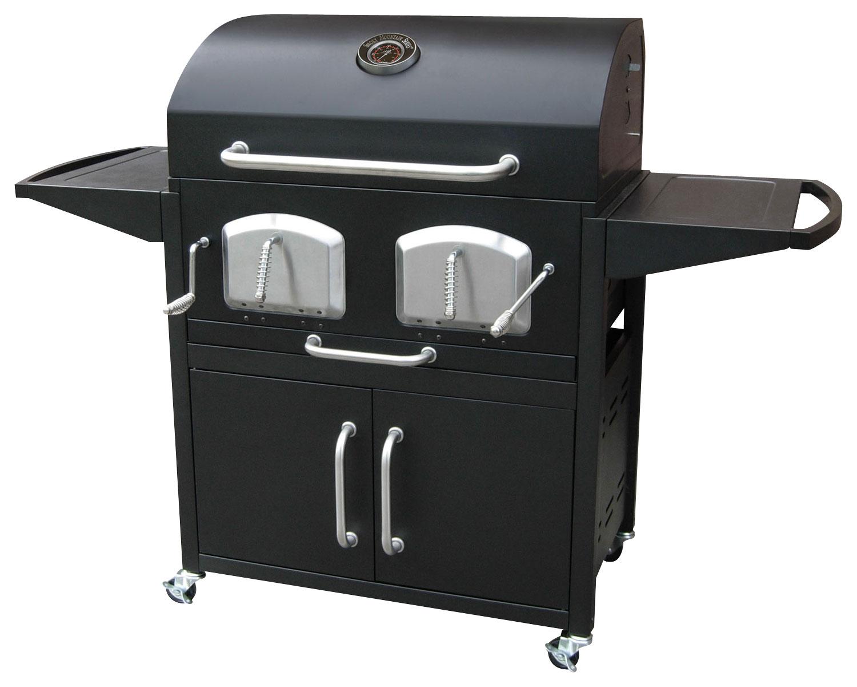 Landmann Bravo Premium Charcoal Grill Black 591300