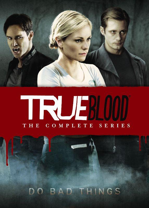 True Blood: The Complete Series [33 Discs] [DVD] 9319032