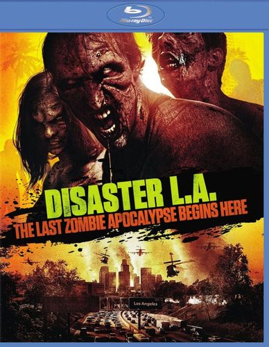 Disaster L.A. [Blu-ray] [2014] 9319078