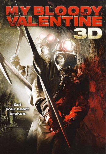 My Bloody Valentine 3D [With 2D Version] [3D Glasses] [DVD] [2009] 9320898