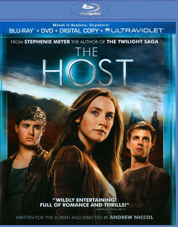 The Host [2 Discs] [Includes Digital Copy] [UltraViolet] [Blu-ray/DVD] [2013] 9321056