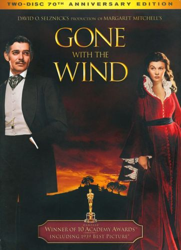 Gone with the Wind [70th Anniversary Edition] [2 Discs] [DVD] [1939] 9321646
