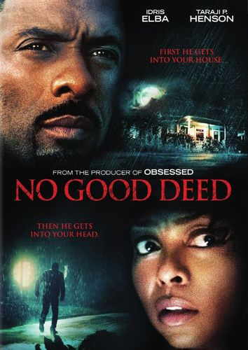 No Good Deed [Includes Digital Copy] [UltraViolet] [DVD] [2014] 9323808