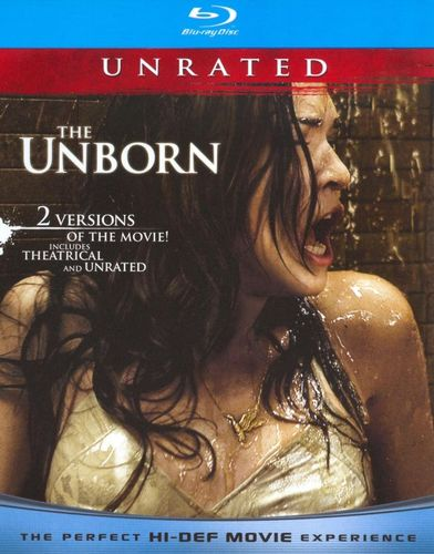 The Unborn [Unrated/Rated Versions] [Blu-ray] [2009] 9325713