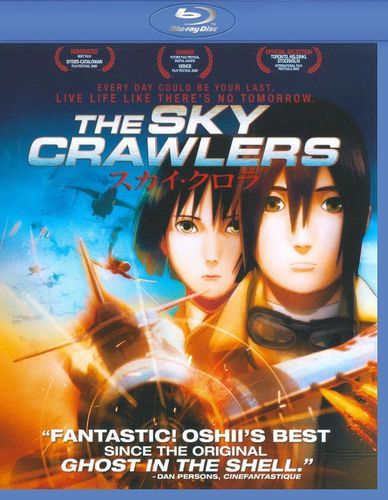 The Sky Crawlers [Blu-ray] [2008] 9325857