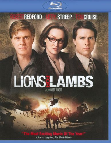 Lions for Lambs [Blu-ray] [2007] 9327454