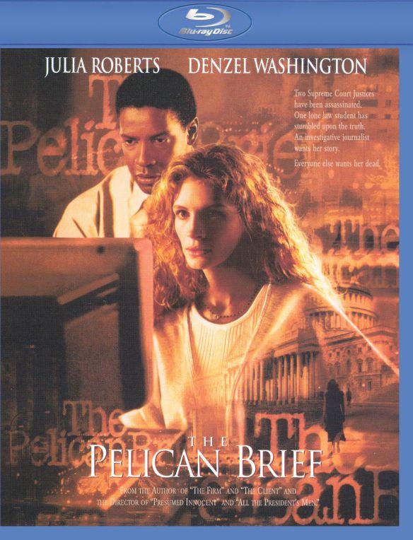 The Pelican Brief [Blu-ray] [1993] 9329666