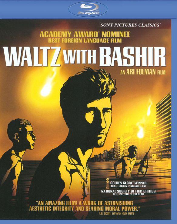Waltz with Bashir [Blu-ray] [2008] 9335757
