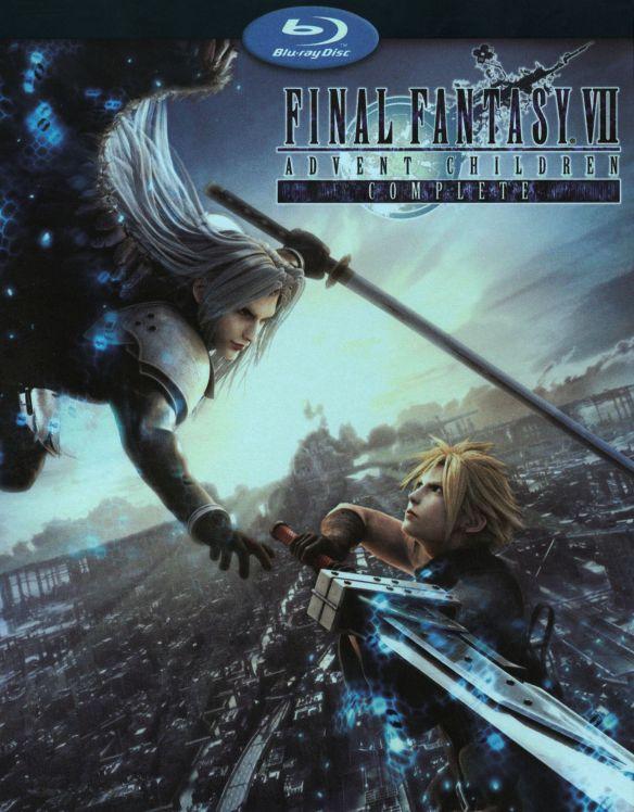 Final Fantasy VII: Advent Children [Blu-ray] [2005] 9336042