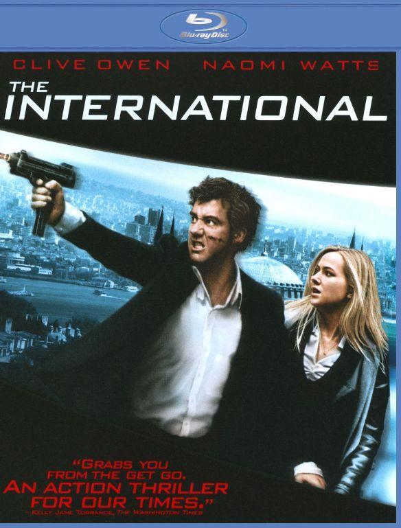 The International [Blu-ray] [2009] 9336051