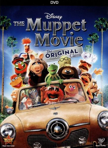 The Muppet Movie [The Nearly 35th Anniversary Edition] [DVD] [1979] 9338065