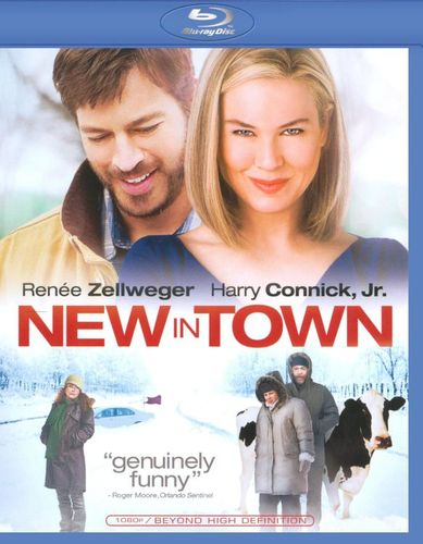 New in Town [Blu-ray] [2009] 9339254