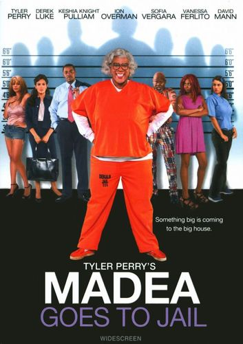 Tyler Perry's Madea Goes to Jail [WS] [DVD] [2009] 9341134