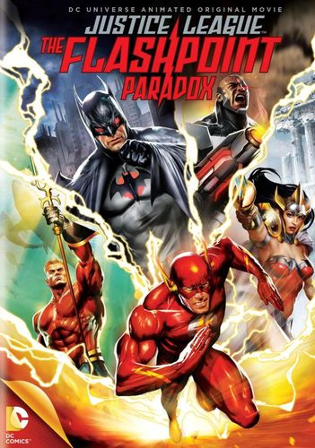 Justice League: The Flashpoint Paradox [DVD] [2013] 9343084