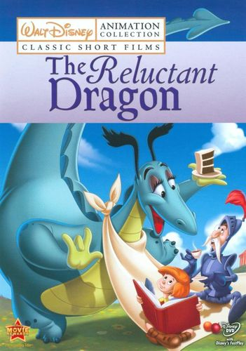 Walt Disney Animation Collection: Classic Short Films, Vol. 6 - The Reluctant Dragon [DVD] 9347897