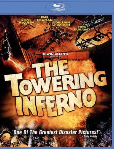 The Towering Inferno [Blu-ray] [1974] 9353978