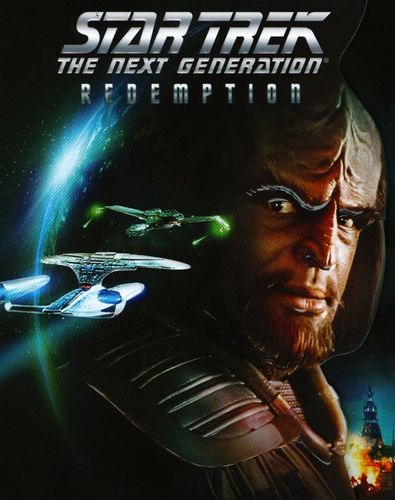 Star Trek: The Next Generation - Redemption [Blu-ray] 9359067