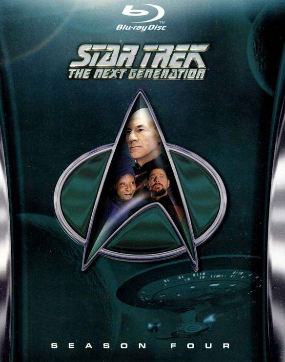 Star Trek: The Next Generation - Season 4 [Blu-ray] 9359076