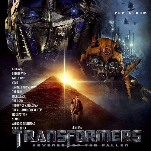 Transformers: Revenge of the Fallen [CD] 9359348