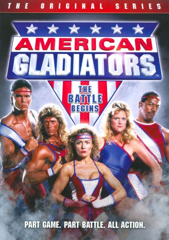 American Gladiators: The Original Series - The Battle Begins [3 Discs] [DVD] 9363903
