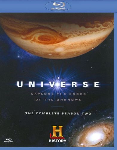 Universe: The Complete Season Two [4 Discs] [Blu-ray] 9363967