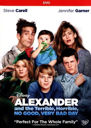 Alexander and the Terrible, Horrible, No Good, Very Bad Day [DVD] [2014] 9364147