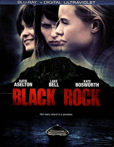 Black Rock [Includes Digital Copy] [UltraViolet] [Blu-ray] [2011] 9366067