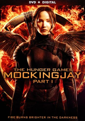 The Hunger Games: Mockingjay, Part 1 [DVD] [2014] 9369106