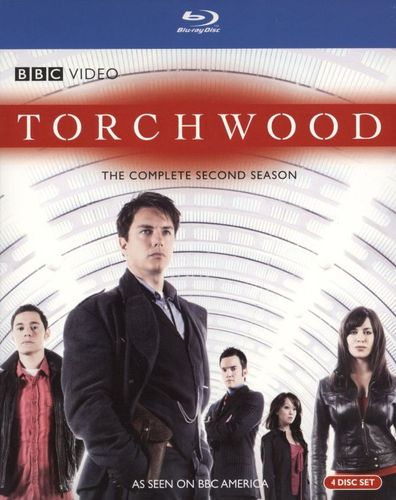 Torchwood: The Complete Second Season [4 Discs] [Blu-ray] 9374795