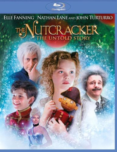The Nutcracker: The Untold Story [Blu-ray] [2010] 9375095
