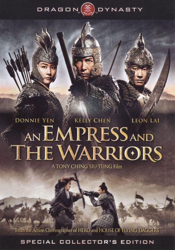 An Empress and the Warriors [DVD] [2008] 9375446