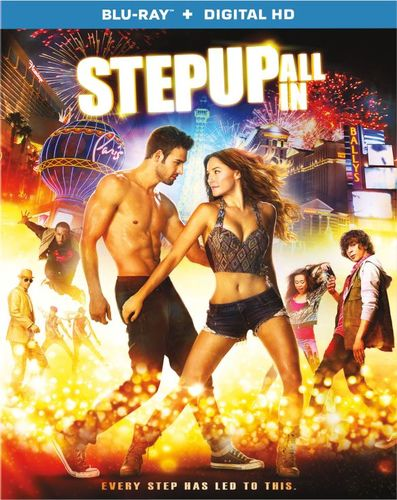Step Up All In [Blu-ray] [2014] 9377576