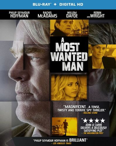 A Most Wanted Man [Includes Digital Copy] [Blu-ray] [2014] 9377594